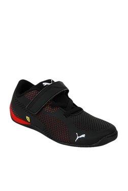 TATACLIQ. Puma Ferrari Drift Cat 5 Ultra SF V PS Black Sneakers acaa64f39