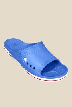 Crocs Crocband-X Varsity Blue & White Casual Sandals