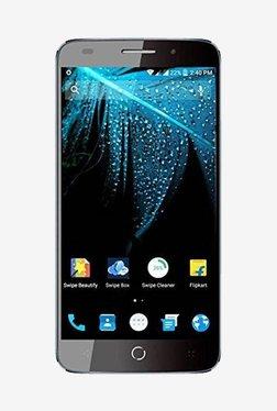 Swipe Elite Plus Dual SIM/4G 16 GB (Midnight Blue) TATA CLiQ Rs. 2100.00