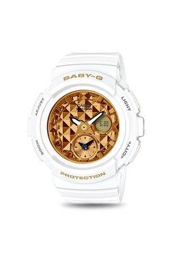731eb4803b5 Casio Baby-G BGA-195M-7ADR (B183) Round Series Women s Watch