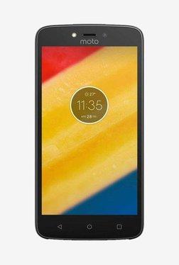 Motorola Moto C Plus 16GB (Pearl White) 2GB RAM, Dual Sim 4G