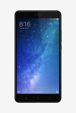 Xiaomi Mi Max 2 64GB (Black) 4 GB RAM, Dual SIM 4G TATA CLiQ Rs. 14999.00