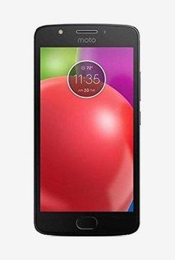 Motorola Moto E4 16 GB (Iron Gray) 2 GB RAM, Dual SIM 4G TATA CLiQ Rs. 6600.00