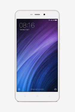 Xiaomi Redmi 4A 32 GB (Gold) 3 GB RAM, Dual SIM 4G TATA CLiQ Rs. 6999.00