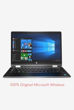 RDP ThinBook 1110 (Atom/2GB/32GB/29.46cm(11.6)/Win10) Black image