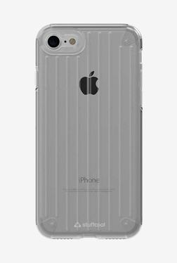 Stuffcool Impact Resistance IPhone 8 & 7 Back Case (Clear)