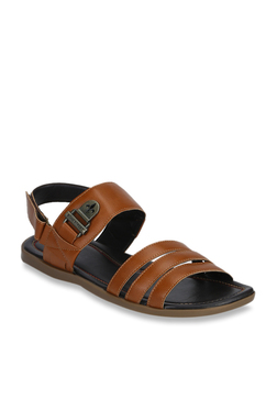 f59164c9f Bond Street by Red Tape Tan Back Strap Sandals