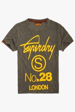 44779feda90f2 Superdry Grey Short Sleeves T-Shirt