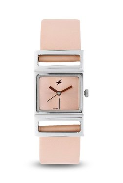 Fastrack 6105SL02C Analog Watch for Women image
