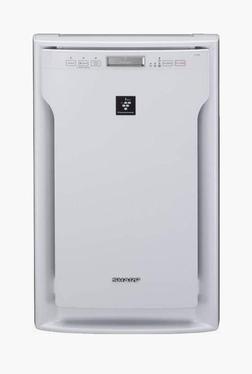 Sharp FU-A80E-W 27 Watts Portable Room Air Purifier (White)