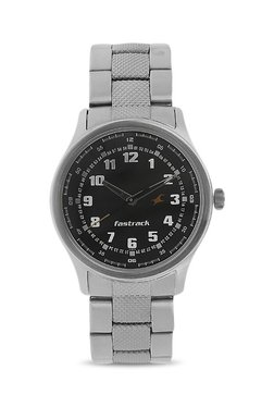 Fastrack NK3001SM01 Analog Watch for Men image
