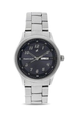 Fastrack NK3001SM02 Analog Watch for Men