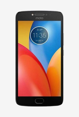 Motorola Moto E4 Plus 32 GB (Iron Grey) 3GB RAM, Dual SIM 4G TATA CLiQ Rs. 8599.00