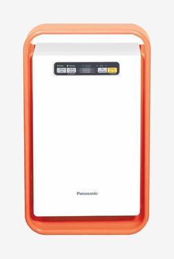 Panasonic F-PBJ30ADD 20 W Air Purifier (White/Orange)