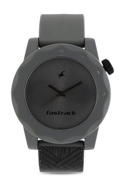 new style 2851a 80ce1 Fastrack NG38022PP07C Tees Unisex Analog Watch