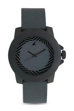 Fastrack NG38021PP05C Tees Unisex Analog Watch image