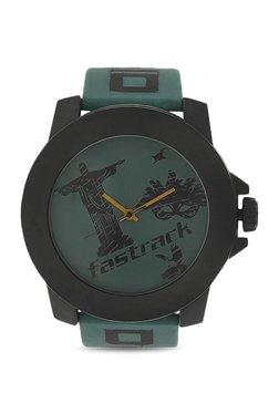 Fastrack 38021PP11 Tees Unisex Analog Watch image