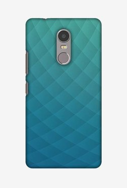 Amzer Intersections 4 Hard Shell Designer Case For Lenovo K6 Note