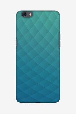 Amzer Intersections 4 Hard Shell Designer Case For Oppo F3 Plus