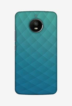 Amzer Intersections 4 Hard Shell Designer Case For Moto E4 Plus