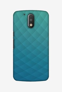 Amzer Intersections 4 Hard Shell Designer Case For Moto G4 Play