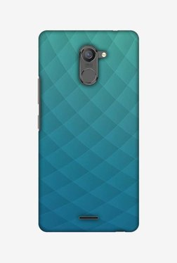 Amzer Intersections 4 Hard Shell Designer Case For Infinix Hot 4 Pro