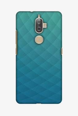Amzer Intersections 4 Hard Shell Designer Case For Lenovo K8 Plus
