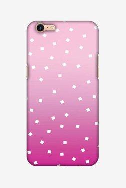 Amzer Pink Bits Hard Shell Designer Case For Oppo A39