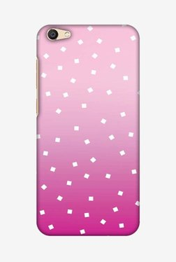 Amzer Pink Bits Hard Shell Designer Case For Vivo X7 Plus