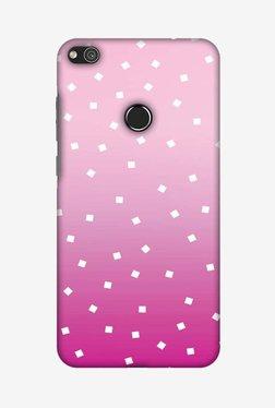 Amzer Pink Bits Designer Case For Huawei P8 Lite