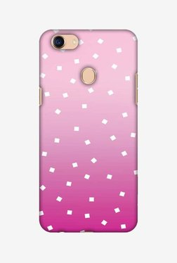 Amzer Pink Bits Hard Shell Designer Case For Oppo F5/F5 Youth