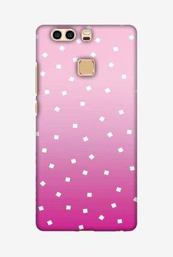 Amzer Pink Bits Hard Shell Designer Case For Huawei P9 Plus