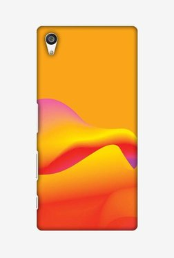 Amzer Pink Gradient Hard Shell Designer Case For Sony Xperia Z5
