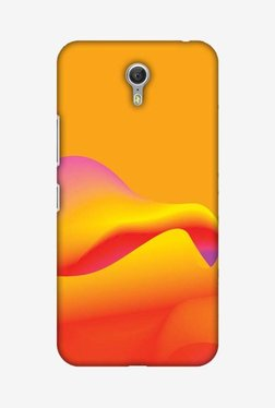 Amzer Pink Gradient Hard Shell Designer Case For Lenovo ZUK Z1