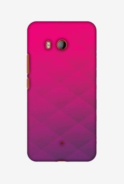 Amzer Intersections 1 Hard Shell Designer Case For HTC U11