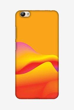 Amzer Pink Gradient Hard Shell Designer Case For Vivo Y66