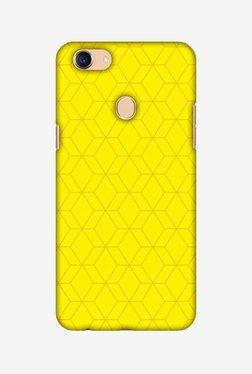 Amzer Hexamaze 1 Hard Shell Designer Case For Oppo F5/F5 Youth