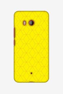 Amzer Hexamaze 1 Hard Shell Designer Case For HTC U11