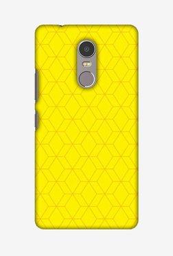 Amzer Hexamaze 1 Hard Shell Designer Case For Lenovo K6 Note