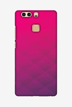 Amzer Intersections 1 Hard Shell Designer Case For Huawei P9 Plus