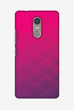 Amzer Intersections 1 Hard Shell Designer Case For Lenovo K6 Note