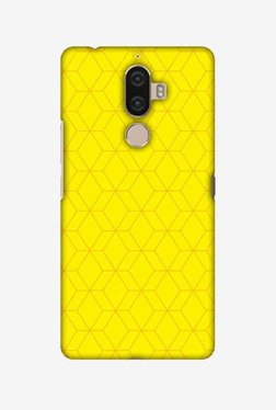 Amzer Hexamaze 1 Hard Shell Designer Case For Lenovo K8 Note