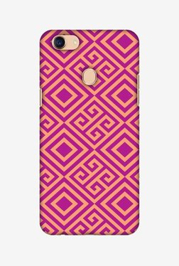 Amzer Falling Squares Hard Shell Designer Case For Oppo F5/F5 Youth