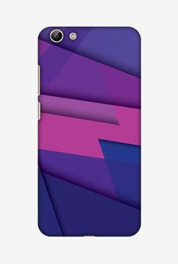 Amzer Intersections 2 Hard Shell Designer Case For Vivo Y69