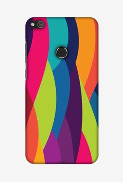 Amzer Bold Waves Designer Case For Huawei P8 Lite