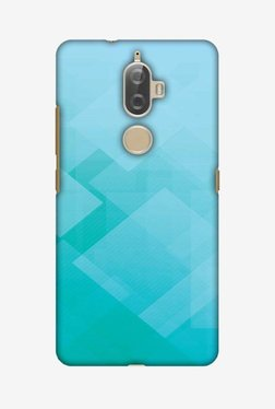 Amzer Intersections 3 Hard Shell Designer Case For Lenovo K8 Plus