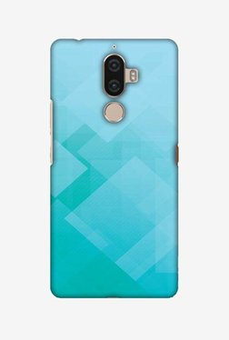 Amzer Intersections 3 Hard Shell Designer Case For Lenovo K8 Note