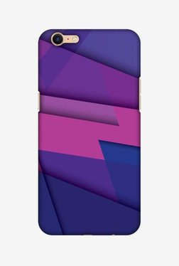 Amzer Intersections 2 Hard Shell Designer Case For Oppo A39