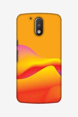 Amzer Pink Gradient Hard Shell Designer Case For Moto G4 Play