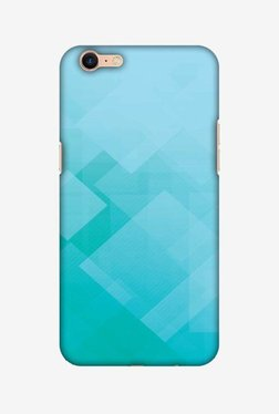 Amzer Intersections 3 Hard Shell Designer Case For Oppo A39